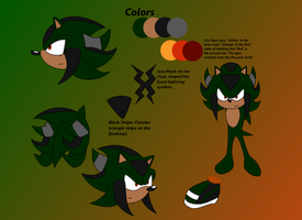 Green-Light Reference Sheet by G-L9