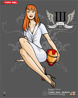 TRDL- Pepper Potts by TRDLcomics