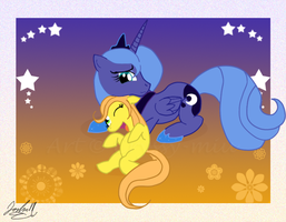 The Night And The Flowers by Cryssy-miu