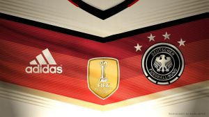 DFB World Cup Trikot 2014 Germany Four Star by SiCKGrPhX