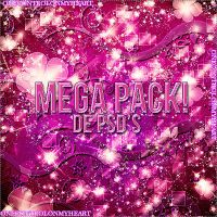 +MegaPackPSD's by OneControlOnMyHeart