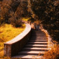 stairs to nowhere. by chem-graph