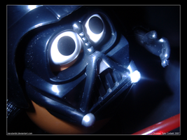 Darth Tater II by NarutardST