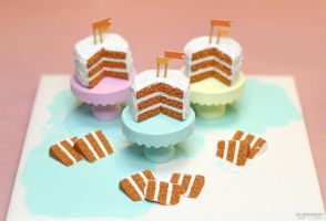 Carrot Cake 1 by TheMicroBakery