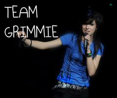 Christina Grimmie by lilubrownie