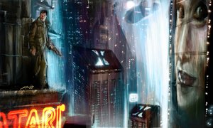blade runner blues by LSGG