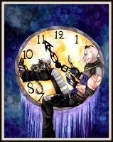 Tick-tock  on the clock by DeathRage22
