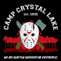 Camp Crystal Lake Survivor by ChuckRamos