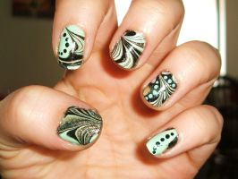 Water Marble by lettym