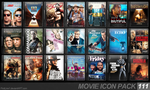 Movie Icon Pack 111 by FirstLine1