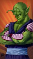 Piccolo by AngelCrusher