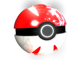 Pokeball V2 by napsterking