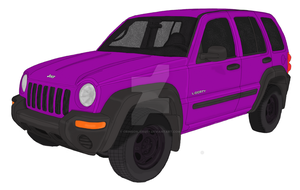 Synjeepcolor by CrimsonJersey