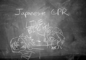 Japanese CPR by kathy-vicki
