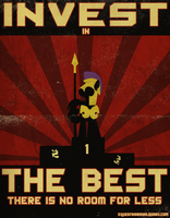 EQRG Propaganda #6 The Best by WhatTheScoots