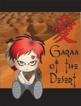 Sabaku no Gaara by timluv