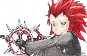 Axel- Kawaii by hollarity