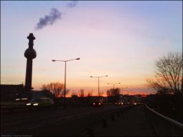 District Heating - Vienna by pepelone