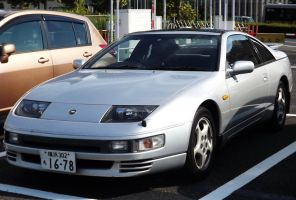 Nissan 300ZX by sudro