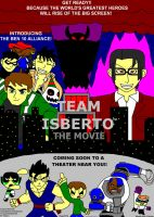 Team Isberto: The Movie by ian2x4