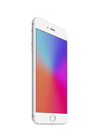 Colorful Wallpaper for iPhone 6 and 6 Plus by kiwimanjaro