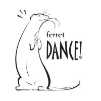 Ferret Dance by bob-illustration