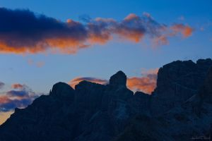 Tre Cime - Goodnight by AndreasResch