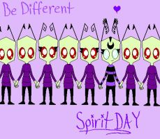 Not Afraid To Be Different by sierra1223