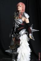 Lightning cosplay by Sha-mallow