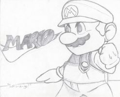 MARIO by Jazzy-Book