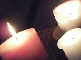 Three Candles Strong by AnimeLoverblonde09