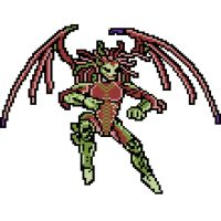 Queen of Blades 8-bit by nothingstranger