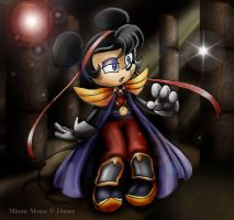 Minnie's Quest by paradoxal