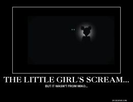The Little Girl's Scream... by TheLordandtheRing