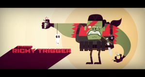 Richy Trigger by TheBeastIsBack