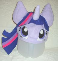 Twilight Sparkle hat by PlumeriaPony