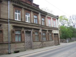 a house in riga by Proximax
