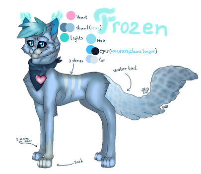 Frozen by Frozen-Ghost212