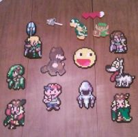 Perler Set 3 by DuctileCreations