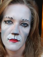 Grizabella the Glamour Cat by IdaHarra