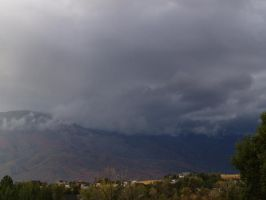 Mountain Storm 6 by RLDStock