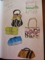 Purses and Bags by SarcasticBoy95