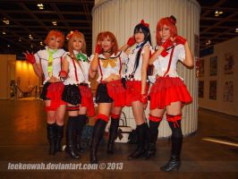 C3 HK 2013 - Love Live by leekenwah