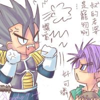 taburu and trunks by kotenka1984