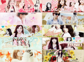 Happy Birthday My Idol - Kim Taeyeon by yenlonloilop7c