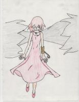 Contest Angel by Monochrome-Colors