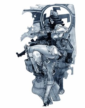 NAZI FIGHTER by EricCanete
