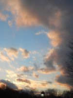 Tuesday's Clouds 02 25 14 b by Wilcox660