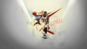 Derrick Rose| Okrim by OkrimSG