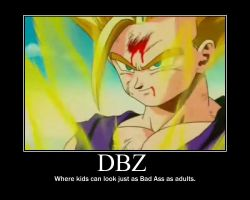 Dbz motivational poster by naruto-manga1997